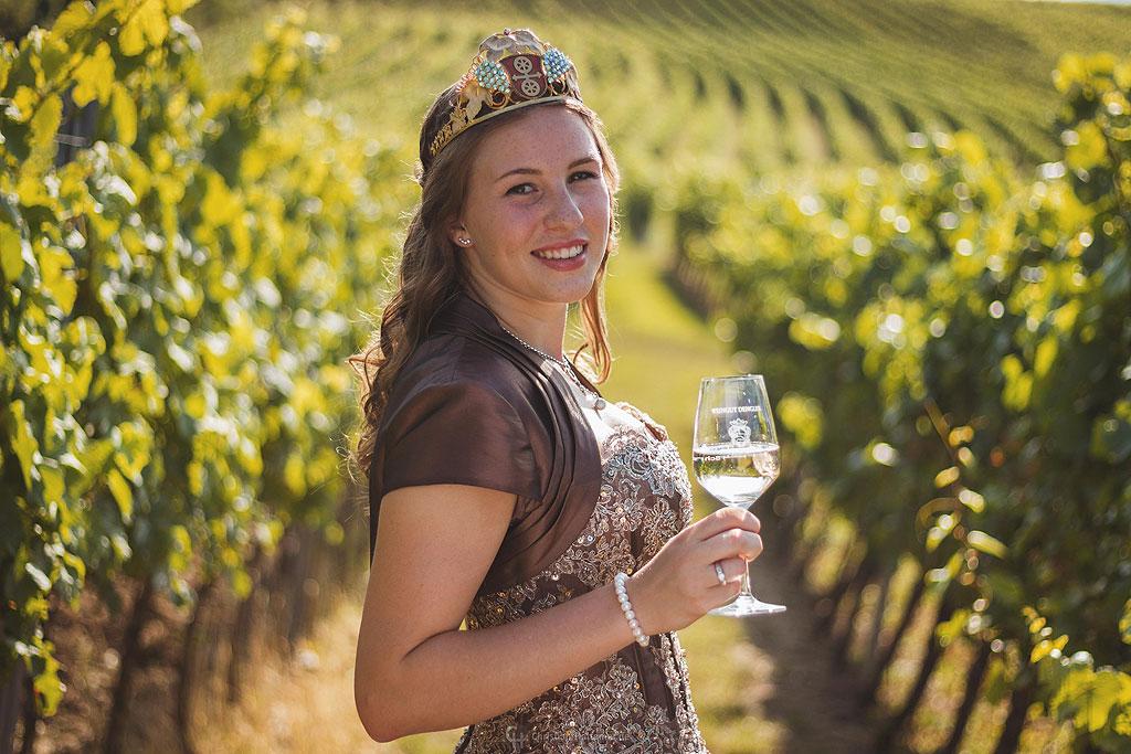Traubenkönigin Weingut Dengler