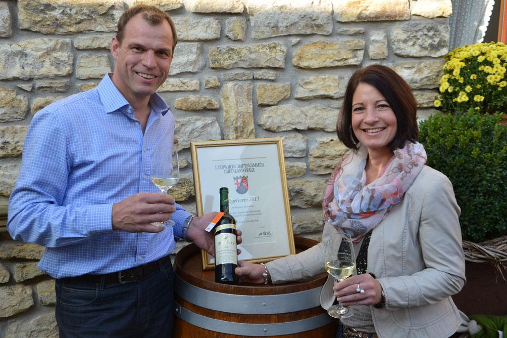 Bester Grau-Burgunder aller Weinanbaugebiete in Rheinland-Pfalz